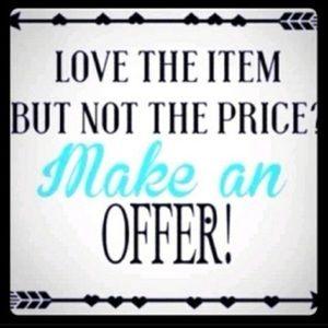 Other - 💕Make an offer!💕